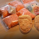 Ecstasy Pills Shaped Like Donald Trump's Head Seized In Germany.