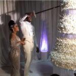 Gucci ManeandKeyshia Ka'oirWedding Cake Cost $75K