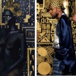 British Artist Says Kendrick Lamar Stole Her Artwork for 'Black Panther' Video.