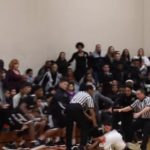 Huge Fight Breaks Out Between Players And Parents At High School Basketball Game