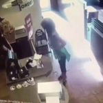 Lady Takes A Shit In Tim Horton's, Flings It At Staff.