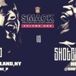 Shotgun Suge VS Mike P SMACK/ URL RAP BATTLE