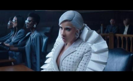 Cardi B - Press (Official Music Video).