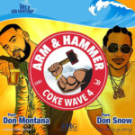 "Listen: French Montana & Max B ""Coke Wave"" 4 (Mixtape)."
