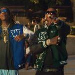 """Wiz Khalifa – ft. Moneybagg Yo """"Never Lie"""" (Official Music Video)."""