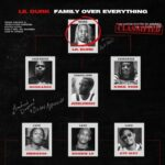 """Mixtape: Lil Durk & Only The Family – """"Family Over Everything""""."""