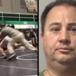 Dad Charged After Attacking His Son's Opponent During School Wrestling Match.