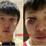 """Asian student beaten by group """"I don't want your Coronavirus in my country""""."""