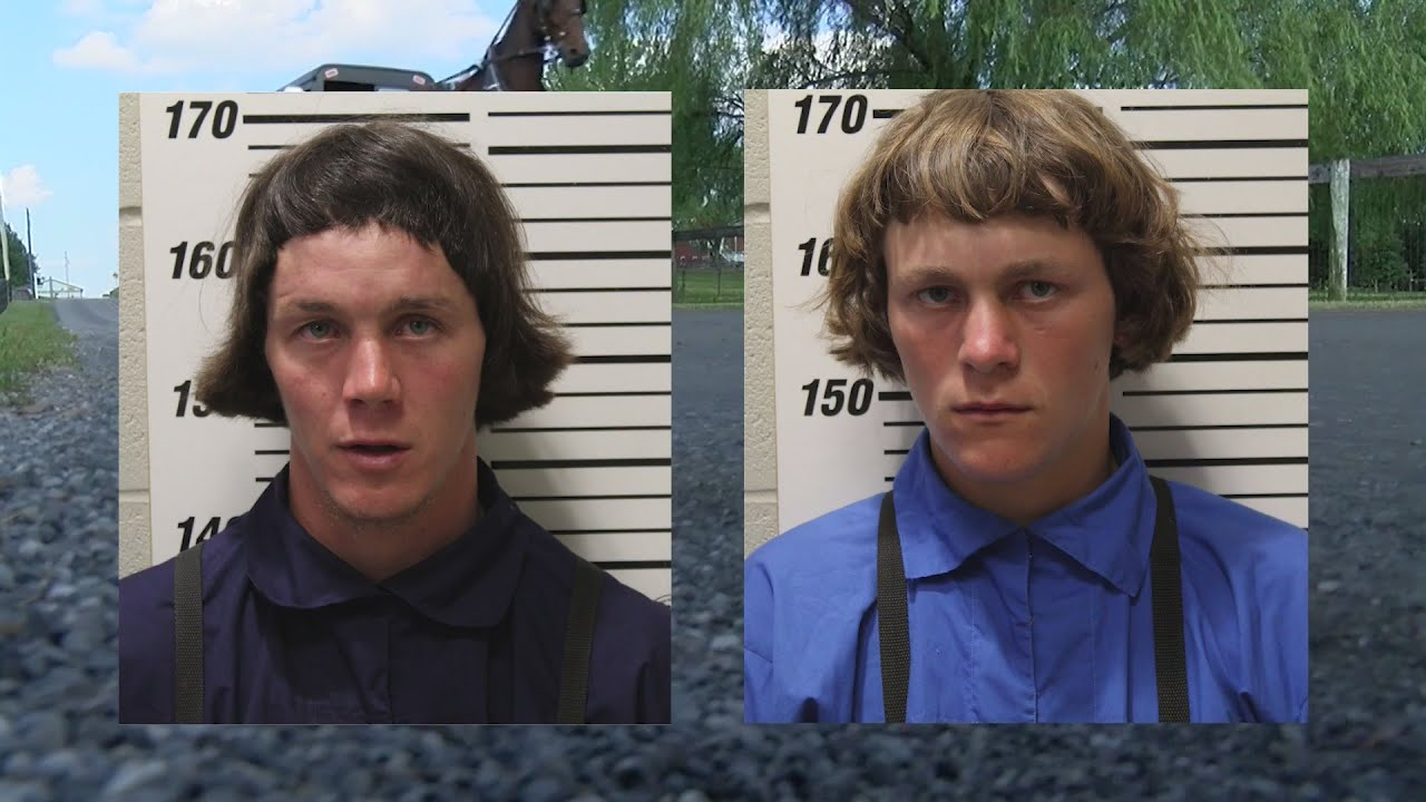 2 Brothers who Gang-raped their sister, 13, accused of violating stay-away orders after contacting her.