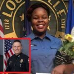 2 Louisville officers fired for roles in Breonna Taylor shooting.