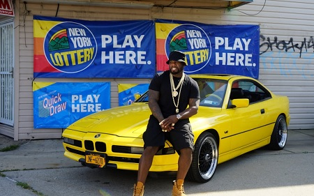 """50 Cent Ft. NLE Choppa & Rileyy Lanez - """"Part of the Game""""."""
