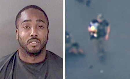 Florida Man Throws Baby At Deputy During High-Speed Chase.