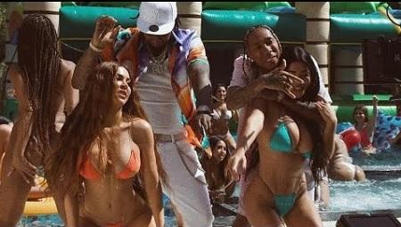 "Tyga - Ft. Moneybagg Yo ""Splash"" (Official Video)."