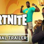 """LeBron James """"Fortnite"""" (Official Trailer)."""
