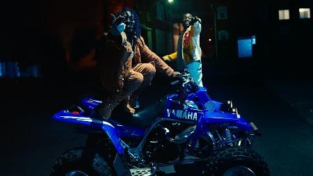 """Meek Mill Ft. Lil Uzi Vert """"Blue Notes 2"""" (Official Video)."""