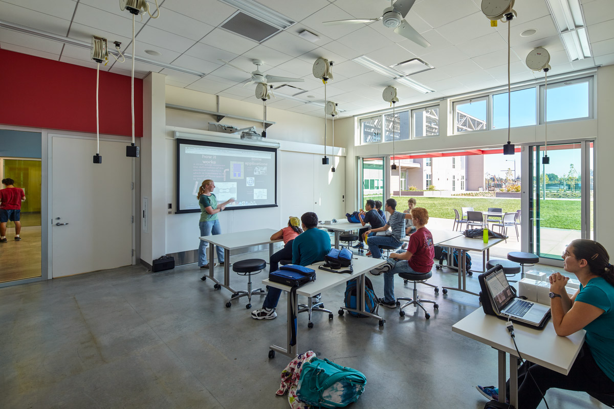 Nueva School at Bay Meadows