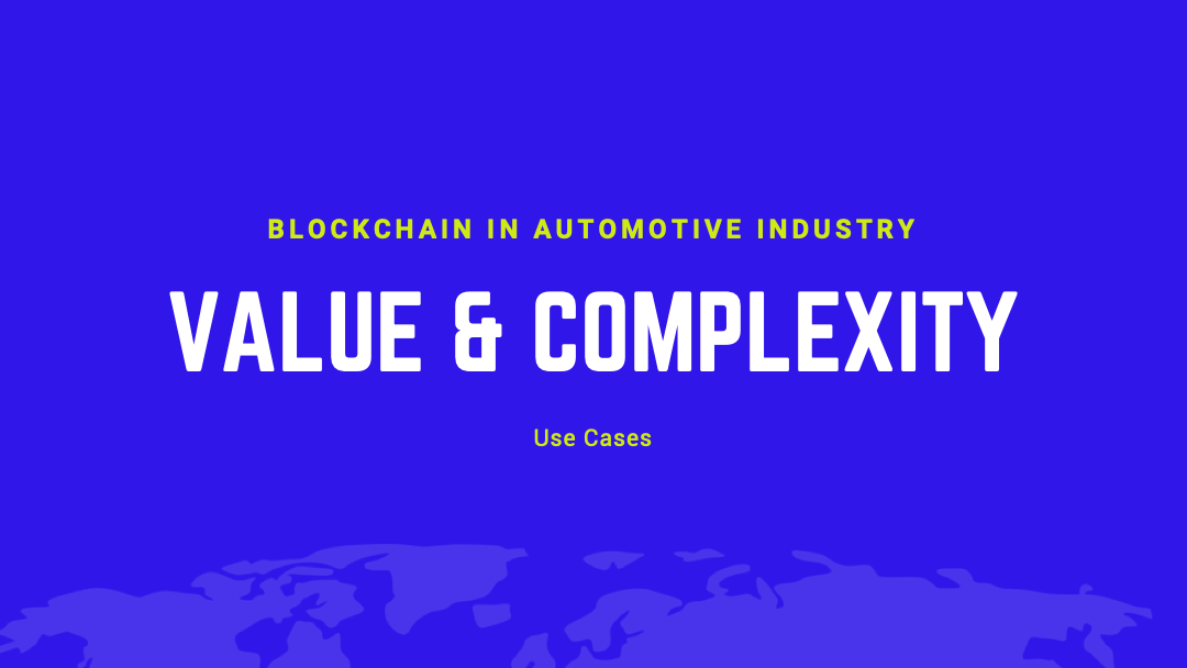 Blockchain in Automotive by 366Pi