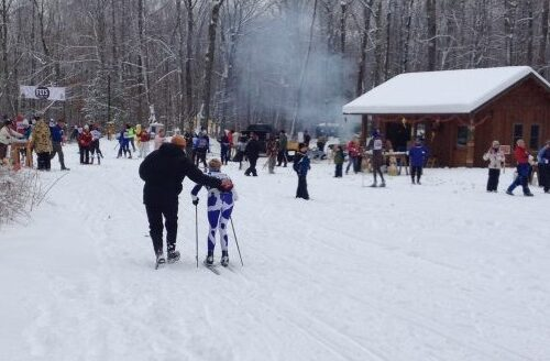 Supporting Your Skier (and other spectating tips)