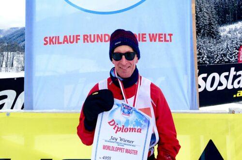 Worldloppet Master, Jay Wiener, Returns for Birkie '19