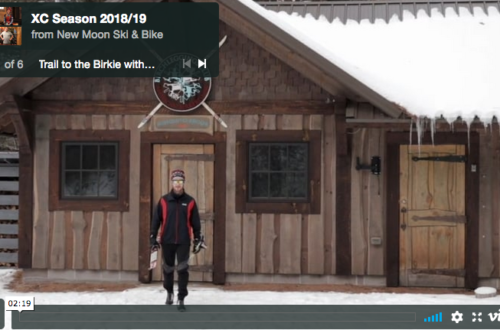 Trail To The Birkie Video Series, Part 2: Dakota