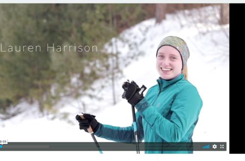 Trail To The Birkie Video Series, Part 3: Lauren