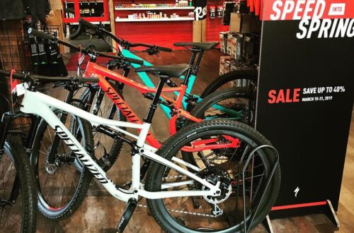 Speed Into Spring – Specialized Style
