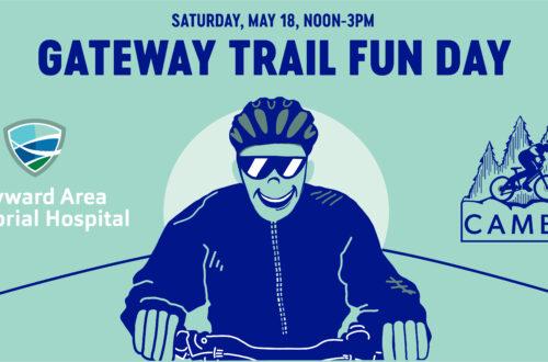 Gateway Trail Fun Day Rides Again