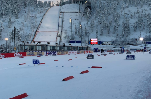 First FIS World Cup Weekend in the Books!