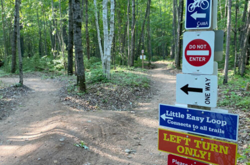Trail Sampler—A Ride for Everyone