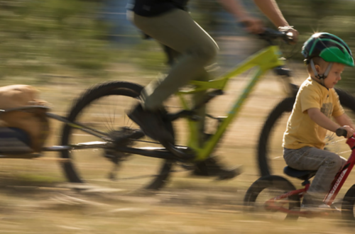 Training Wheels vs Balance Bikes—What is best for your family