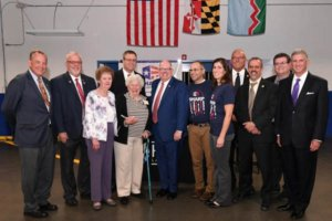 State and Local Officials celebrate Hub Labels SHARP Certification