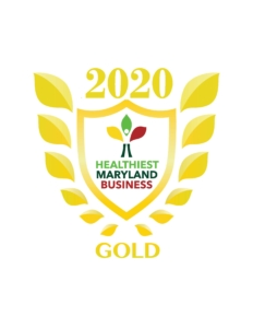 Healthiest Maryland Business Gold Award