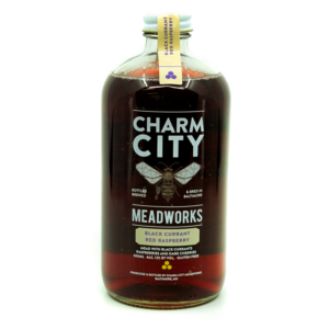 Charm City Meadworks Label by Hub Labels wins 1st Place