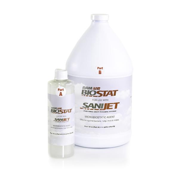 RamAir BioStat Microbiostatic Solution
