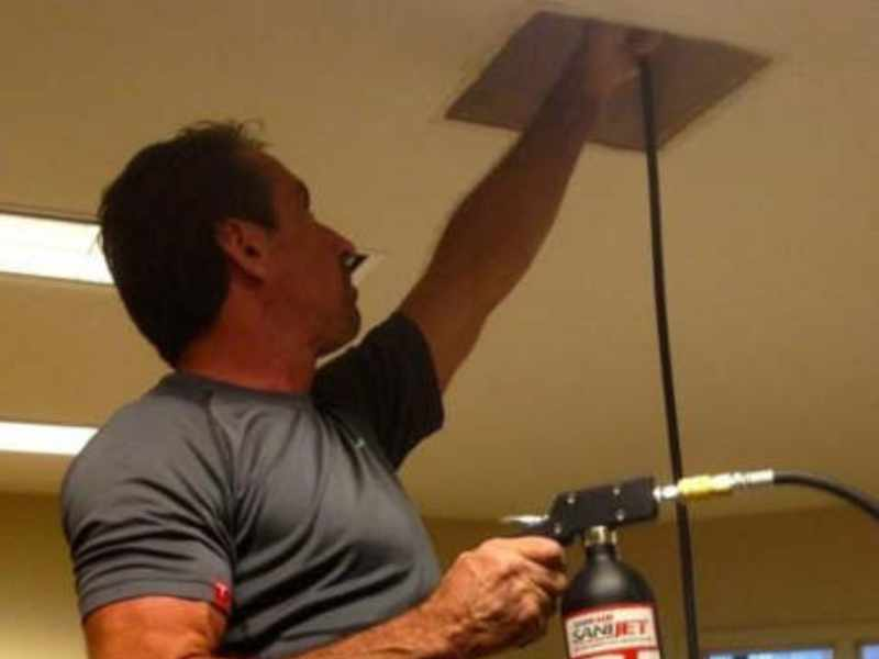 Is Duct Cleaning Right For Your HVAC Company?