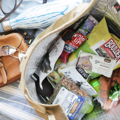 Staying Healthy on a Road Trip