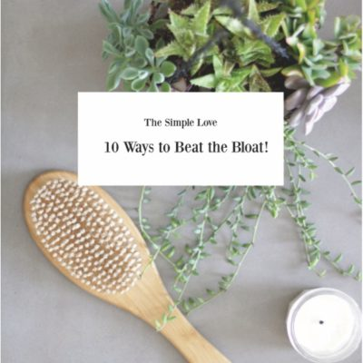 10 Ways to Beat the Bloat