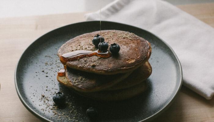 Easy Einkorn Pancakes