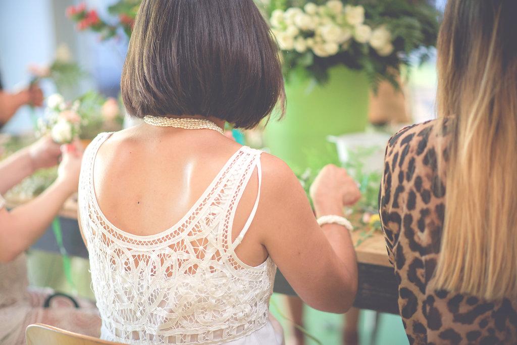 DIY Floral Workshop – Christine Michelle Photography21