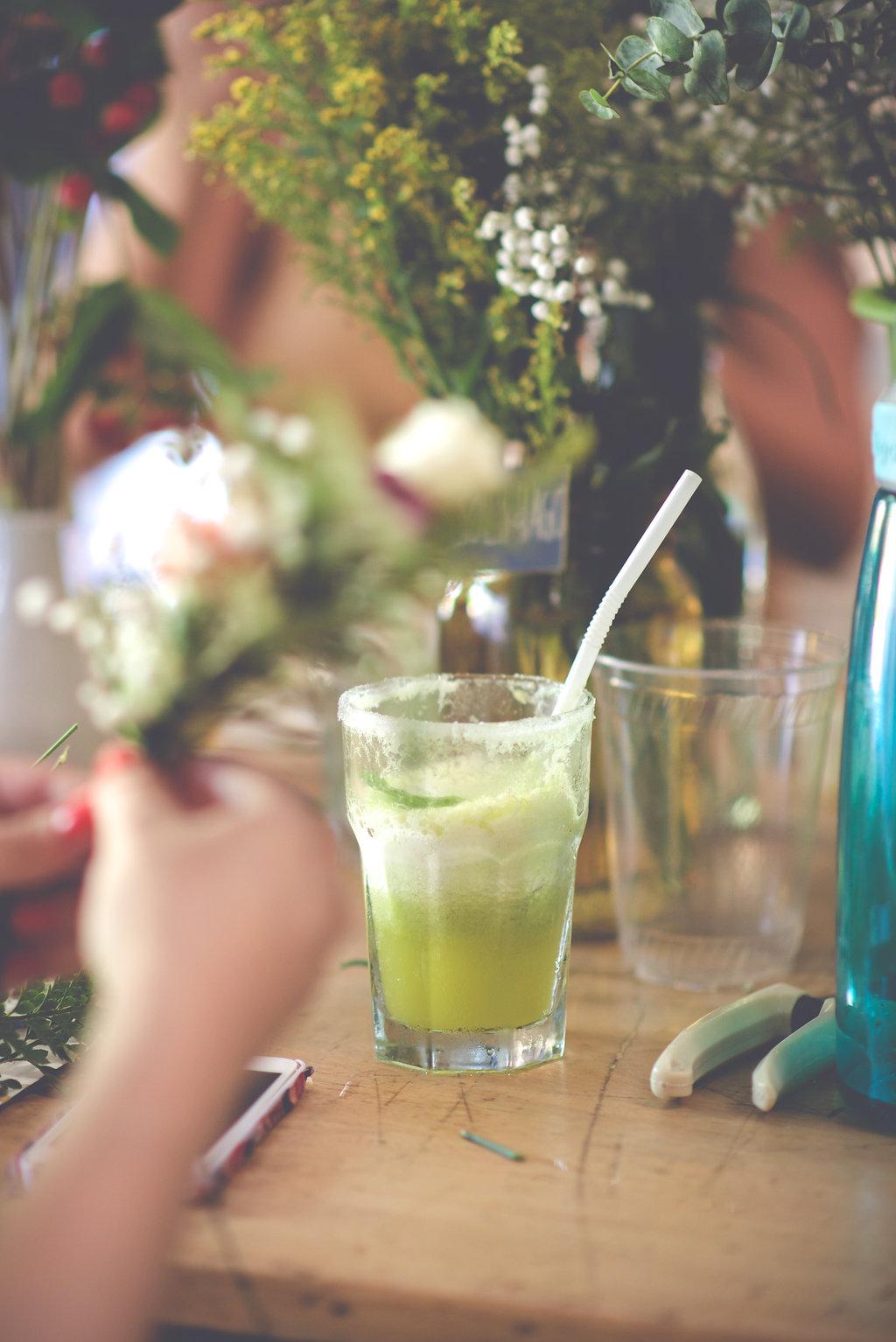 DIY Floral Workshop – Christine Michelle Photography22