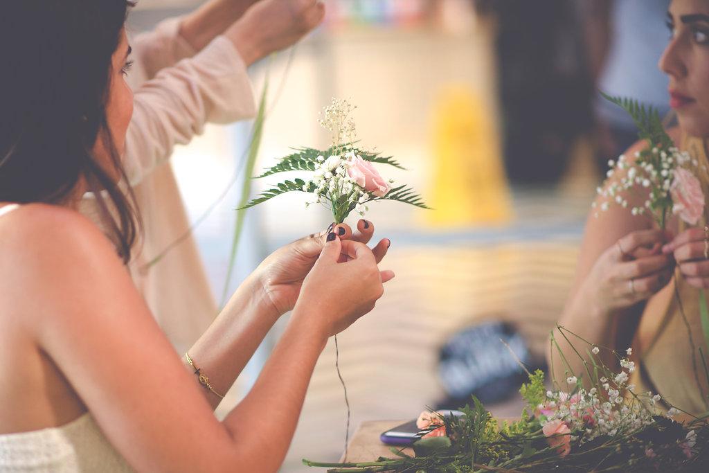 DIY Floral Workshop – Christine Michelle Photography26