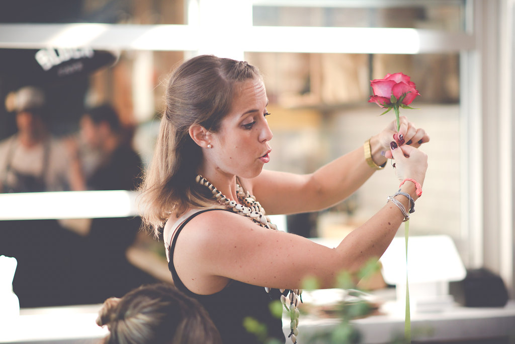 DIY Floral Workshop – Christine Michelle Photography27