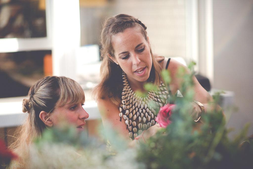 DIY Floral Workshop – Christine Michelle Photography28