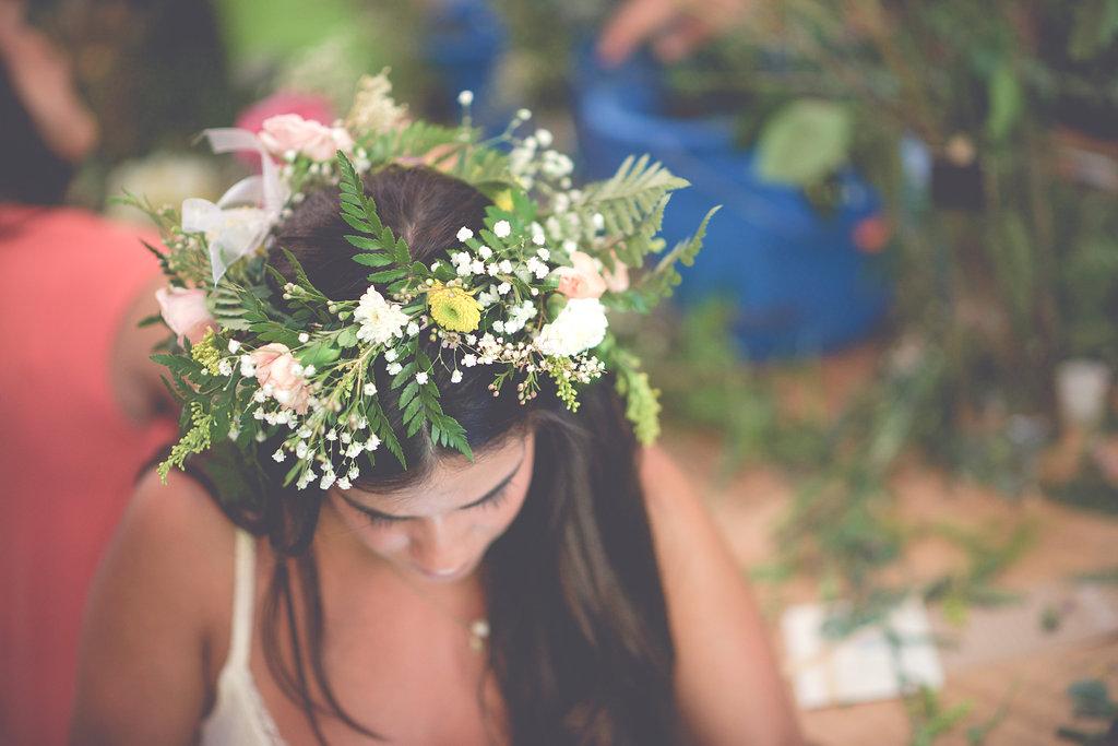 DIY Floral Workshop – Christine Michelle Photography36