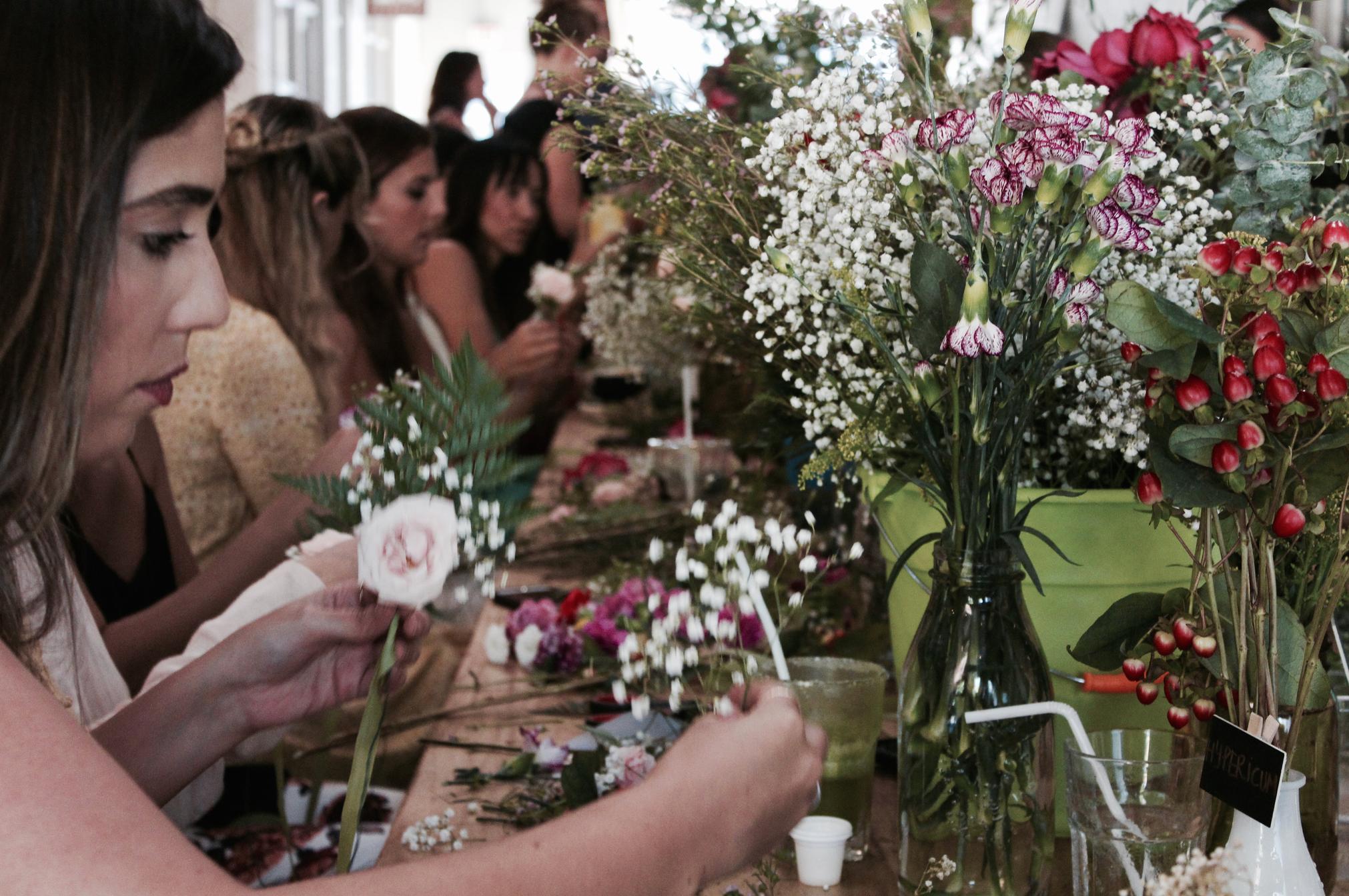 DIY Floral Workshop in Miami4