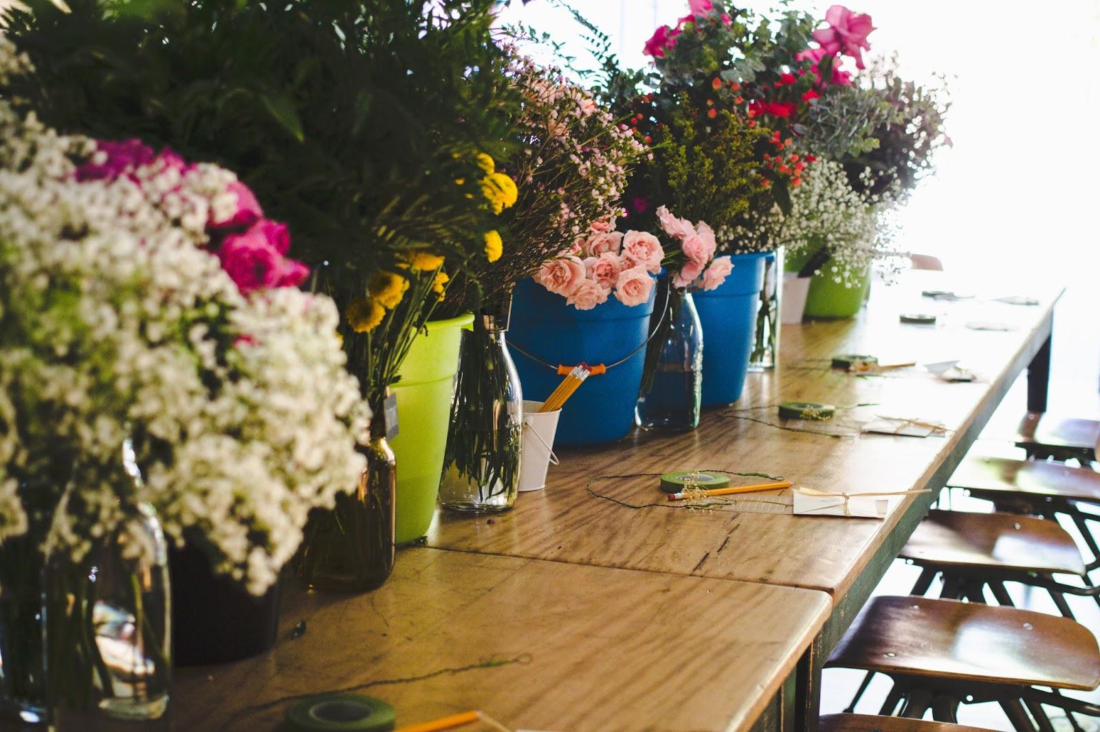 DIY Floral Workshop in Miami5