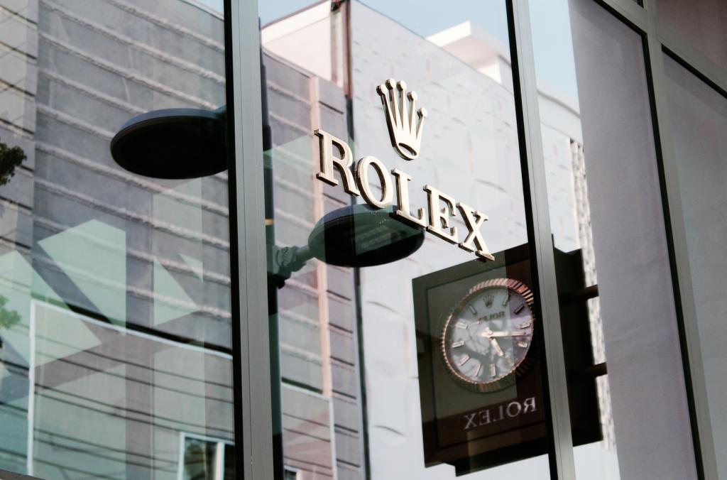 Miami Design District - Luxury Brands - Rolex