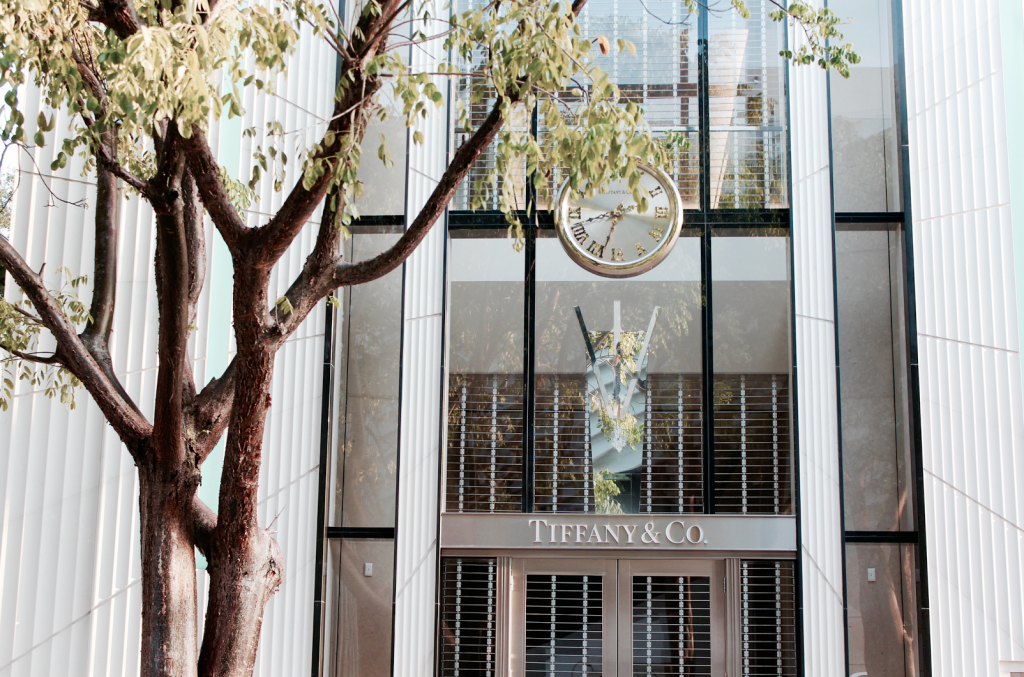 Miami Design District - Luxury Brands - Tiffany and Co