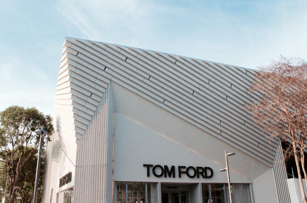 Miami Design District - Luxury Brands - Tom Ford