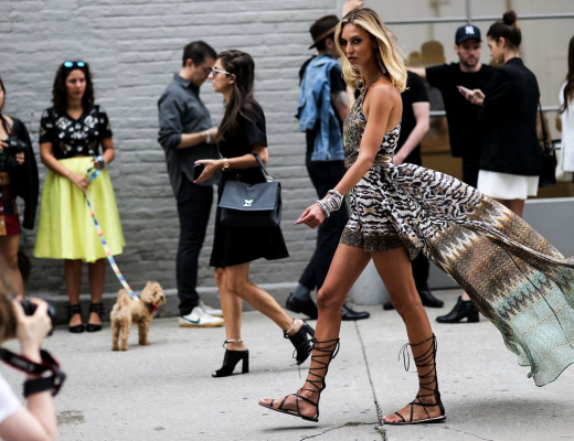 Periscope at New York Fashion Week